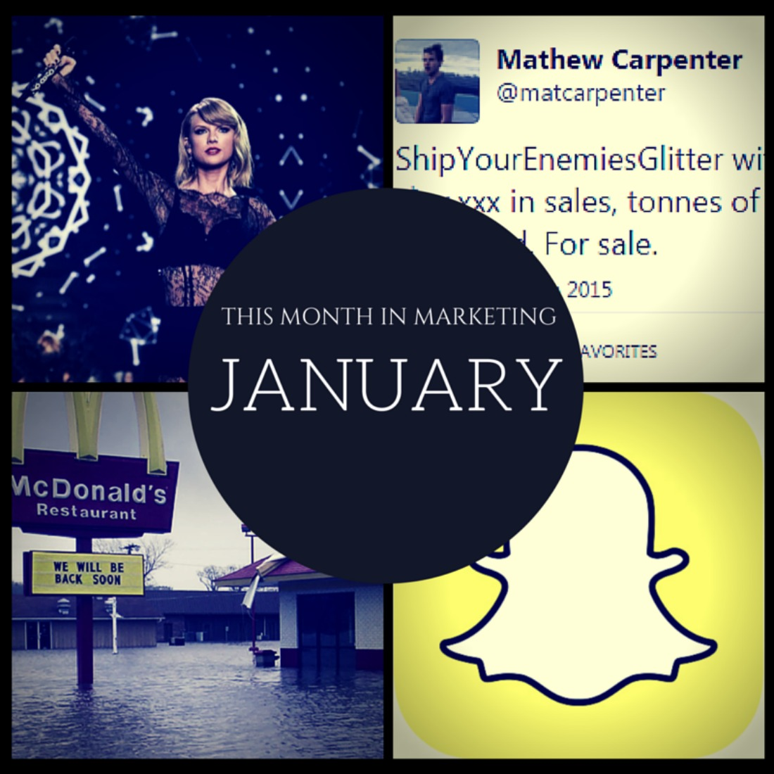 This Month in Marketing: January 2015